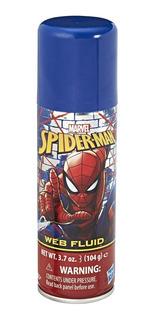 Marvel Spiderman Recambio De Líquido Repuesto Para Guante