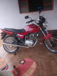 Honda Titan 150 Ks