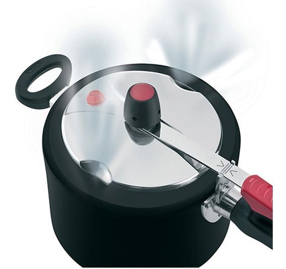 Panela De Pressão Clock 4.5 Litros Teflon
