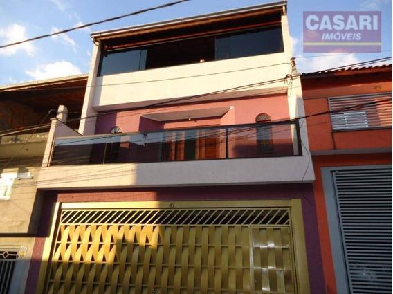 Sobrado Com 3 Dormitórios À Venda, 75 M² - Cooperativa - São Bernardo Do Campo/sp - So19684