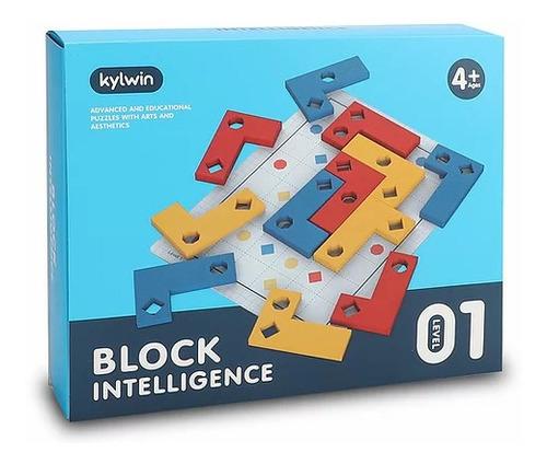Bloques Inteligentes Didàcticos Para Niños  Nivel 1 Ybg268