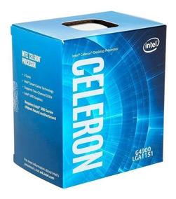 Processador Intel Celeron G4900 Lga 1151 3.1ghz 8ª Geração