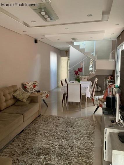 Casa No Bairro Fazenda Grande - Jundiaí - Ca02928 - 34652441