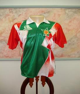 Camisa Futebol Portuguesa Rio Janeiro Carioca Antiga 756