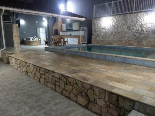 Casa Com 4 Suítes Na Praia Do Sonho Em Itanhaém - 5293   Npc