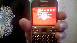 Celular Nokia E72