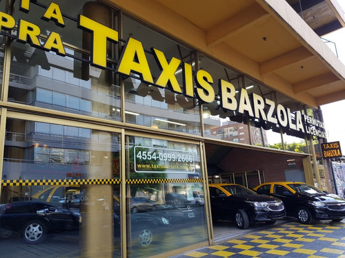 Taxi Logan Prisma Spin Suran Voyage Siena Etios Licencia