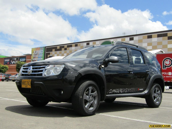 Renault Duster Expression 1600cc Aa Ab Abs