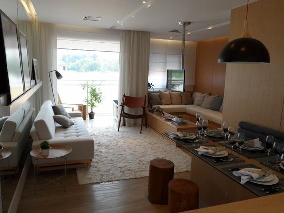 Apartamento A Venda No Centro De Barueri 3 Dormitórios 71m2