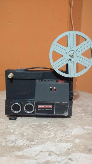 Projetor Rotor -8 Mim Dual Movie