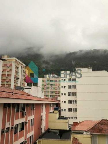 Imagem 1 de 15 de Apartamento-à Venda-humaitá-rio De Janeiro - Boap30655