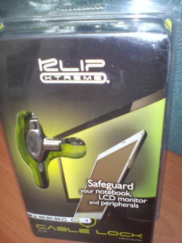 Candado Cable De Seguridad Lcd Monitor Y Pelifericos.