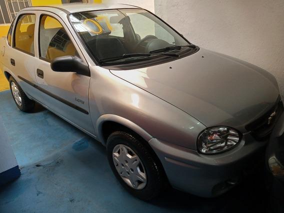 Gm Corsa Sedan Classic Life 1.0 Flex 2007 Preço Imperível..