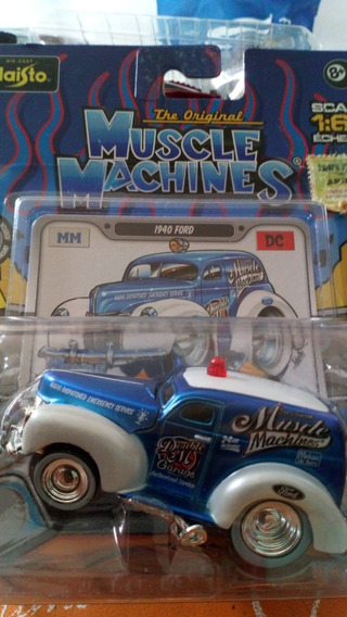 Maisto Ford 1940 Esc 1:64 Muscle Machines