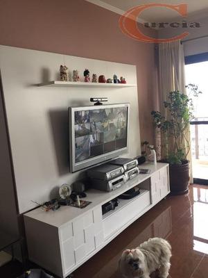 Apartamento Residencial À Venda, Chácara Inglesa, São Paulo. - Ap4797