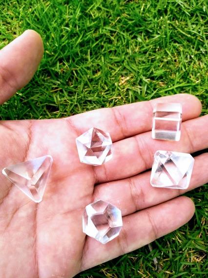 Kit Solidos Platónicos Esotericas Formas Geométricas