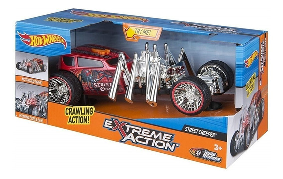 Veículos Hot Wheels Road Rippers Extreme Action Dtc