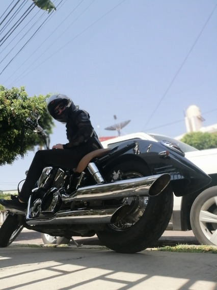 Honda Vt 1300 Cx Fury