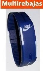Reloj Digital Deportivo Puma Nike Adid Hombre Mujer