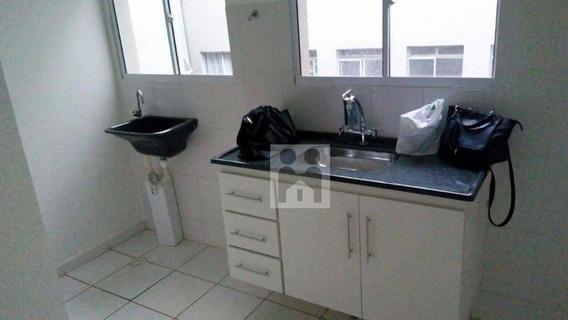 Apartamento Residencial À Venda, Ipiranga, Ribeirão Preto. - Ap0707