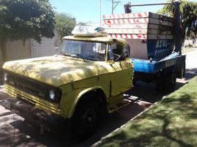 Camión Porta Volquetes Bianchi Sin Tachos.