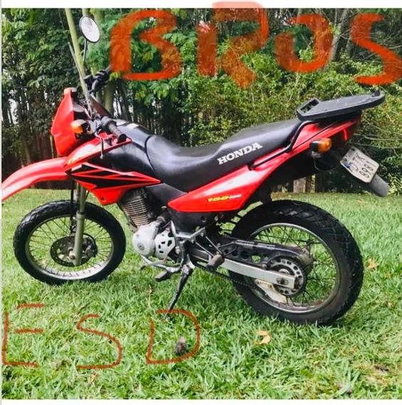 Honda Moto Bros