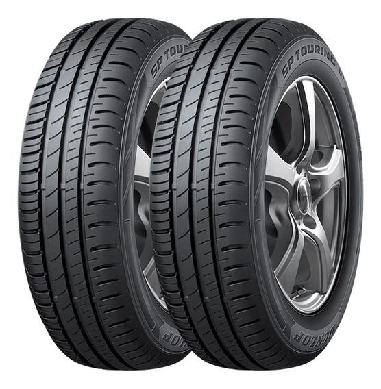 Kit X2 205/65 R15 Dunlop Sp Touring T1 + Tienda Oficial