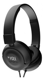 Fone Headphone Jbl T450 Original Pure Bass- Preto (usado)