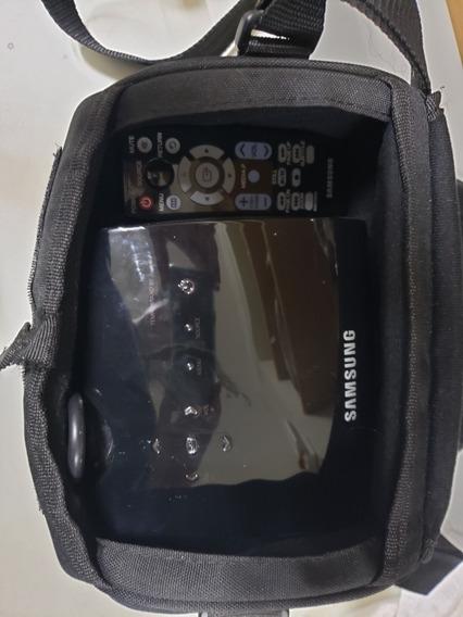 Mini Projetor Samsung P410 Para Retirada De Peças