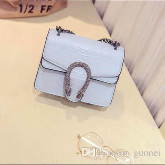 Bolsa Gucci Azul Cielo Dionysus Preloved Luxury