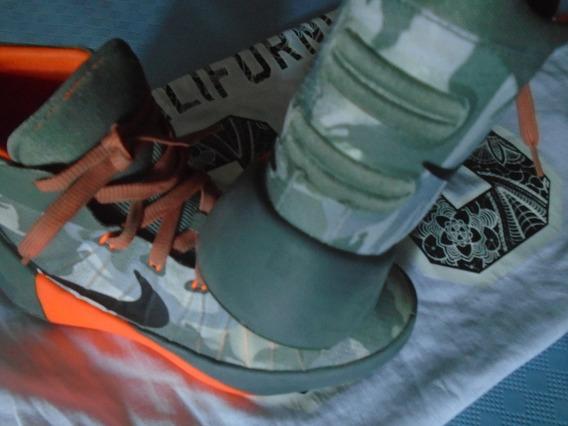 Zapatillas Bota Nike Hyperdunk Nro 36 Unicas //belgrano