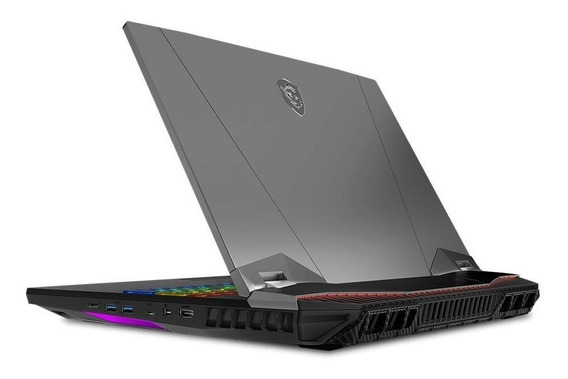 Notebook Msi Gt76 Titan Dt Extreme Gamer-i9-rtx2070-2tbssd+2