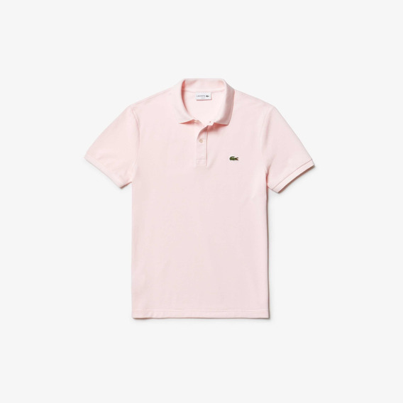 Polo Lacoste Slim Flamingo Nueva, Original Y Etiquetada