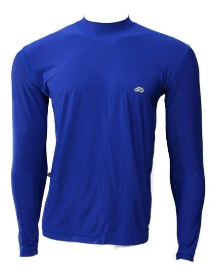 Kit 6 Camisas De Proteção Solar Uv Térmica Fps50+ Variados