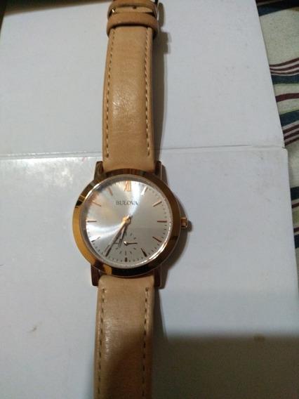 Reloj Bulova Para Dama, 97l146