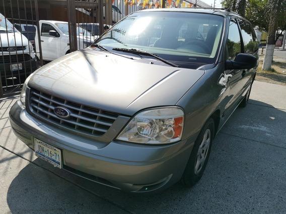 Ford Freestar 2004 3.9 Minivan Lx Base At