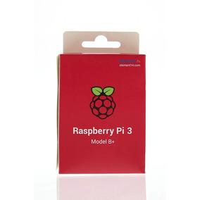 Placa Mãe Raspberry Pi 3 B+ (quad-core 1.4ghz, 1gb Ram, Wi-f