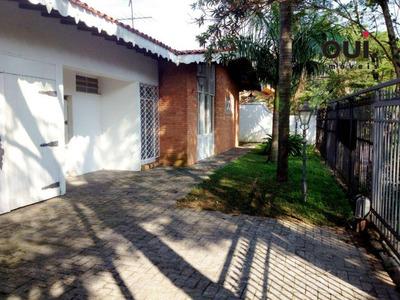 Casa Residencial Para Venda E Locação, Morumbi, São Paulo - Ca0001. - Ca0001
