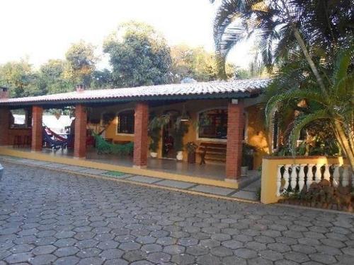 Chácara Para Venda Em Tatuí, Centro, 5 Dormitórios, 3 Suítes, 4 Banheiros - 359_1-1102078