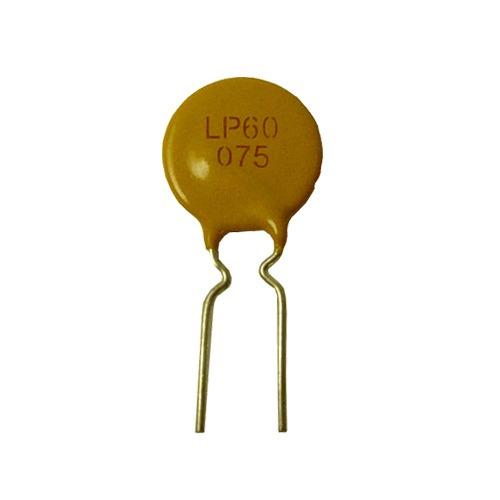 Lp60-075 Polyswitch Ptc Fusible Reseteable 0.75a 60v X20