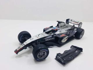 Miniatura Mclaren Mp4-19 Kimi Raikkonen Hot Wheels 1/18