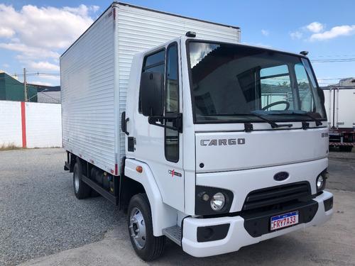 Ford Cargo 816 Ano 2014 Baú Vuc