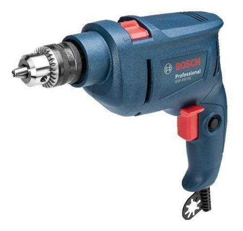Furadeira De Impacto 3/8 450w Gsb450 Bosch 110v E 220v