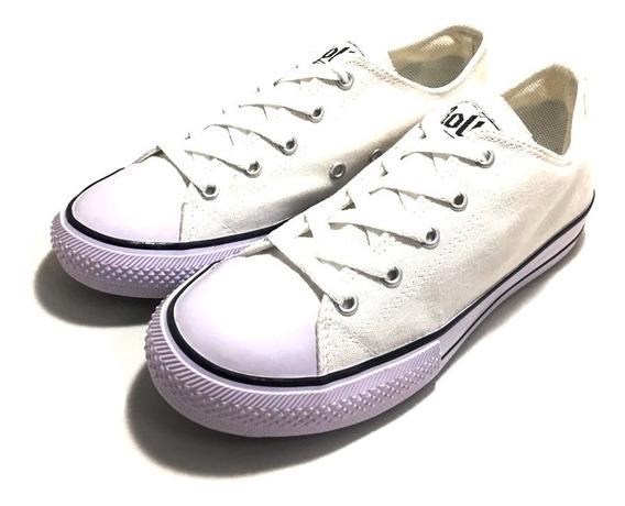 Zapatillas De Mujer De Lona Urbanas (rl/400)