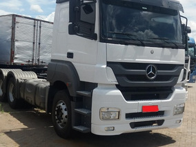 Mercedes-benz Axor Mb 2644 6x4