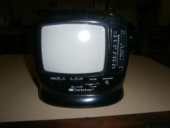 Televisor Portatil Delstar De 5 Pulgadas