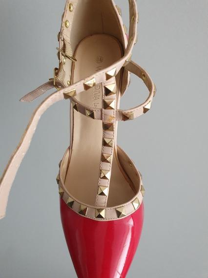 Zapatos Replica Valentino Importados