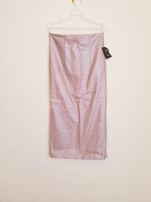 Falda 3/4 Color Nude