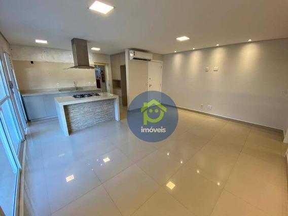 Belíssimo Apartamento Para Alugar No Condomínio Madison De 3 Dormitórios Por R$ 2.800/mês - Jardim Urano - São José Do Rio Preto/sp. - Ap6865