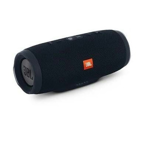 Caixa De Som Portatil Speaker Jbl Charge 3 Preto Original